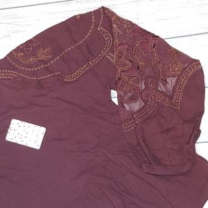 Free People Tops - Sz S I FREE PEOPLE Penny Top